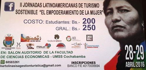 afiche II Jornadas - Abril 2016